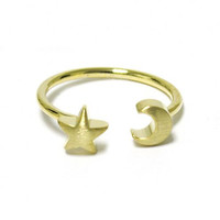 My Moon and My Stars Ring