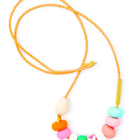Tropical Punch Necklace