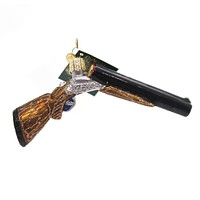 Old World Christmas SHOTGUN Glass Pepper Gun Scatter Gun 36204