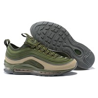 Nike Air Max 97 Ul '17 Se Women Men Fashion Casual Sneakers Sport Shoes