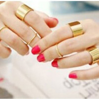 Anel Kasest Knuckle Rings