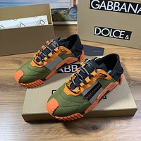 D&G DOLCE&GABBANA  Women's Men's 2020 New Fashion Casual Shoes Sneaker Sport Running   Shoes