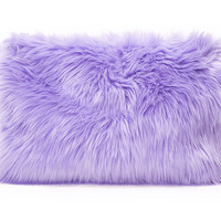 Pale Violet x She The Collection Clutch