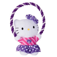 HELLO KITTY® Tug Dog Toy (COLOR VARIES)