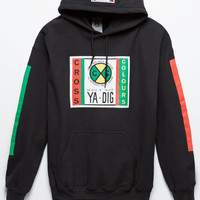 Cross Colours Label Logo Pullover Hoodie at PacSun.com
