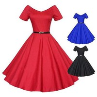 ZL_Formal Wedding Bridesmaid Long Evening Party Ball Prom Gown Cocktail Dress BR