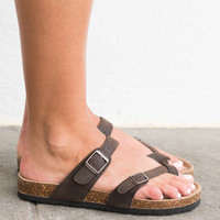 Today And Everyday Sandals, Brown
