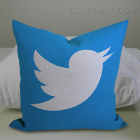 Anony Tweet Case, Pillow Cover, Custom Pillow Case