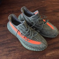 """Nice Quality sneakers YEEZY BOOST 350 V2 """"BELUGA"""" BB1826 Size 11.5 for Men"""