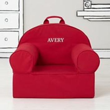 Executive Nod Chair (Red) in Soft Seating | The Land of Nod