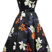 Lady V London | Miyoko Hepburn Dress - Buy Online Australia Tragic Beautiful