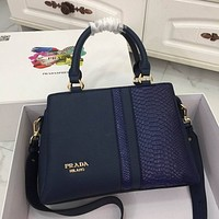prada womens tote bag handbag shopping leather tote crossbody satchel 60