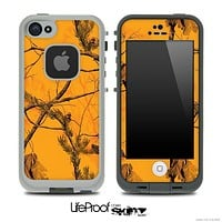 Fall Real Woods Camouflage V3 Skin for the iPhone 5 or 4/4s LifeProof Case