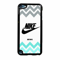 Nike Just Do It Chevron iPod Touch 5th Generation Case