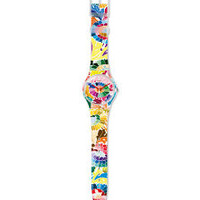 Swatch® United States - Collection en_us FLOWERFOOL SUOW126