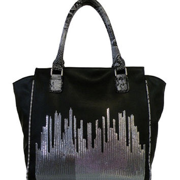 Women Fashion Sequin Fashion Handbag