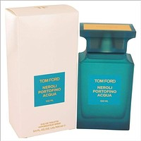 Tom Ford Neroli Portofino Acqua by Tom Ford Eau De Toilette Spray (Unisex) 3.4 oz for Women