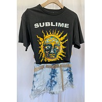 Vintage Sublime Banded Tee