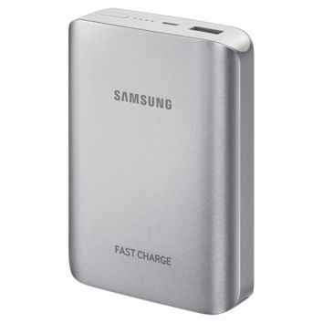 Fast Charge Battery Pack (10.2A), Silver