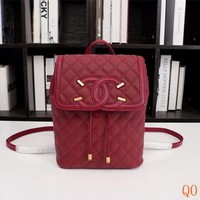 202 Fashion Pop Flap Backpack 21-24-10