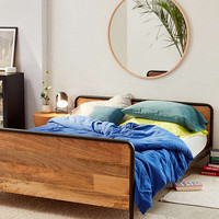 Morris Bed Frame | Urban Outfitters