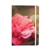 """Angie Turner """"Camelia"""" Pink Flower Everything Notebook"""
