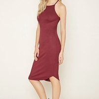 Ribbed Bodycon Cami Dress | Forever 21 - 2000176664