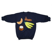 Fruit Still Life Crewneck by bfgfshop