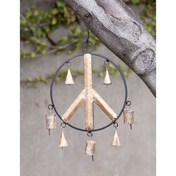 Peaceful Bell Wind Chime