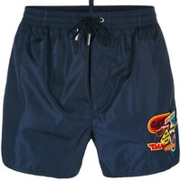 Dsquared2 Casual Sport Shorts-8