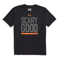 Boy's Under Armour 'Scary Good' Graphic T-Shirt ,