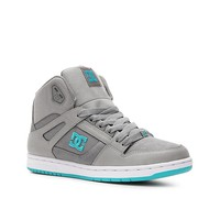 DC Shoes Rebound High-Top Sneaker - Womens