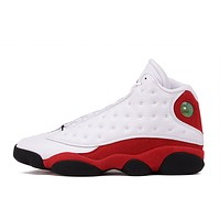 "AIR JORDAN 13 RETRO (GS) ""TRUE RED"""