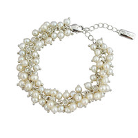 New Fashion Pearl Bracelet Prom Jewelry Bridesmaid Gift for Women
