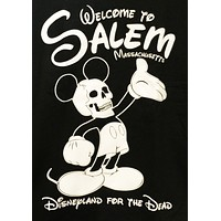 Welcome to Salem Hooded Sweatshirt