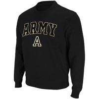 Army Black Knights Arch and Logo Sweatshirt – Charcoal