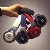 Beats EP Wireless Magic Sound Bluetooth Wireless Hands Headset MP3 Music Headphone with Microphone Line-in Socket TF Card Slot