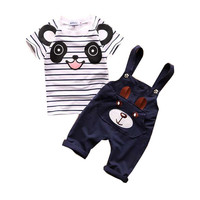 fashion-baby-boy-girl-clothing-sets-cotton-cartoon-overalls-tops-t-shirt-jumpsuits-romper-set-kid-clothes-outfits-suit BBL
