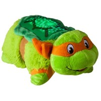 Pillow Pets Dream Lites Teenage Mutant Ninja Turtles - Michelangelo