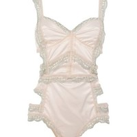 FOR LOVE & LEMONS Bodysuit - Underwear D | YOOX.COM