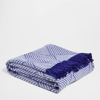 Diamonds Pattern Blanket - Blankets - Bedroom | Zara Home United Kingdom