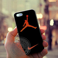Air Jordan Jump Man Air Case for Iphone 4, 4s, Iphone 5, 5s, Iphone 5c, Samsung Galaxy S3, S4, S5, Galaxy Note 2, Note 3.