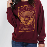 The Elements Pullover Sweatshirt - Urban Outfitters
