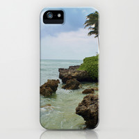 Turtle Bay iPhone & iPod Case by Emily Chavez