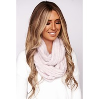 Impress Me Infinity Scarf (Rose)