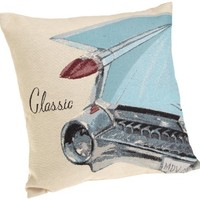 Brentwood 18-Inch Fine Art Tapestry, Classic Car