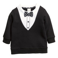 H&M Sweatshirt with Motif $14.99