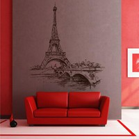 ik2418 Wall Decal Sticker Paris