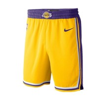 NBA Los Angeles Lakers 2018-19 Shorts - Best Deal Online