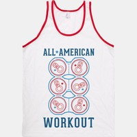 All American Workout